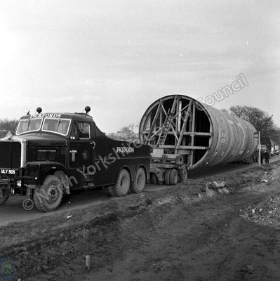 Road Transport, A1, Wetherby